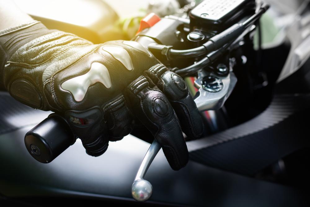 motor handschoenen